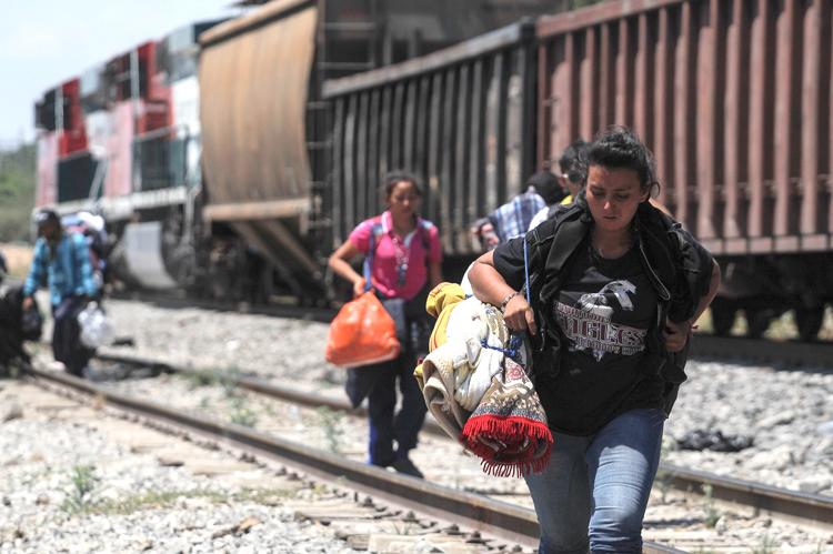Sin lugar en el mundo. Desplazamiento forzado de mujeres por Guadalajara, generado por la organización FM4 Paso Libre