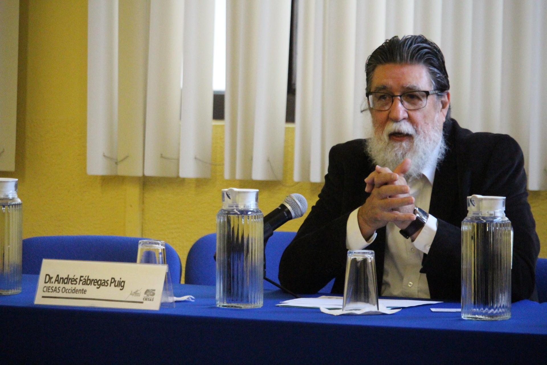Seminario lectura del paisaje Cátedra Ángel Palerm