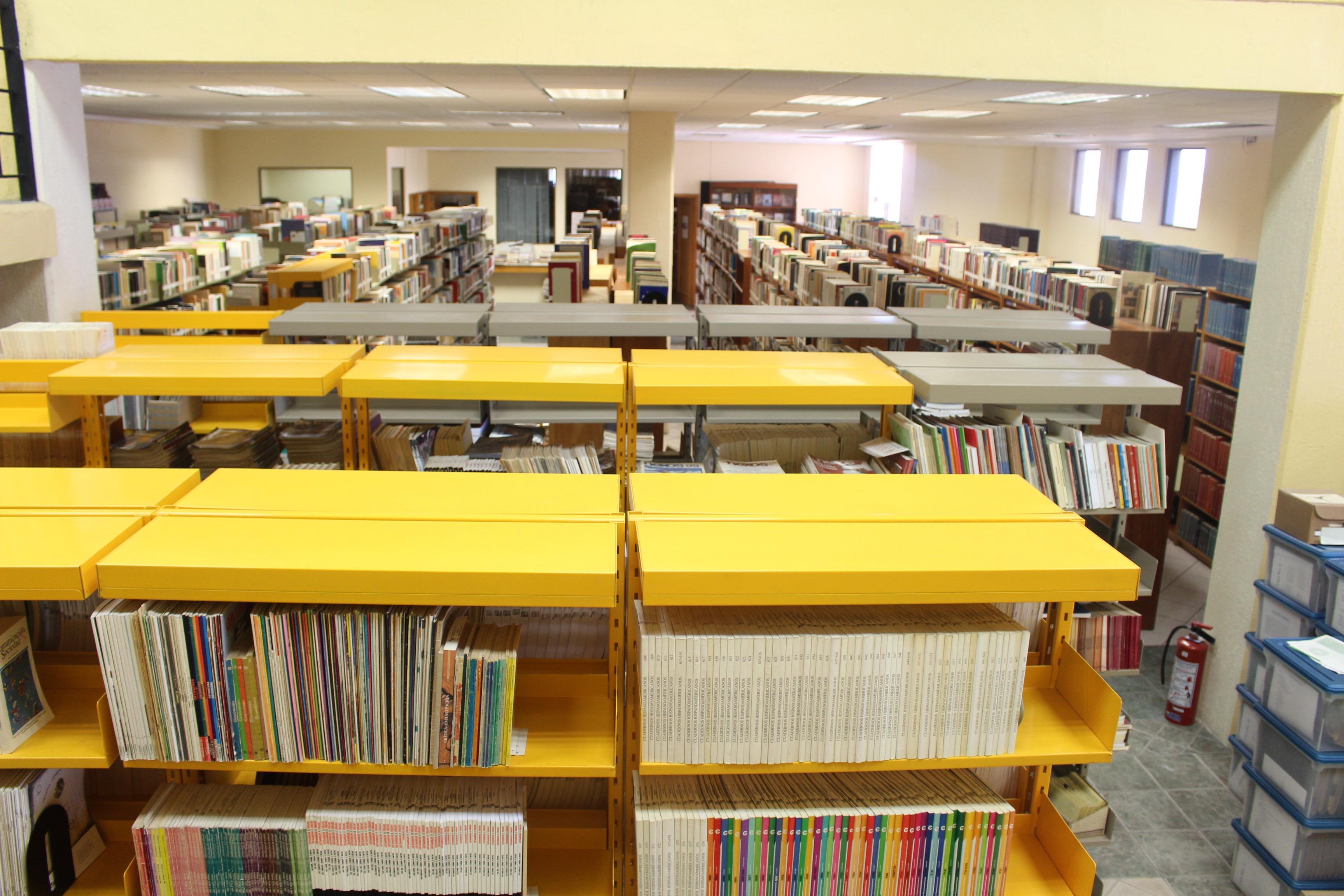 biblioteca Carmen Castañeda