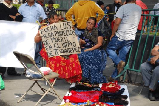 Istmo de Tehuantepec Inés Durán