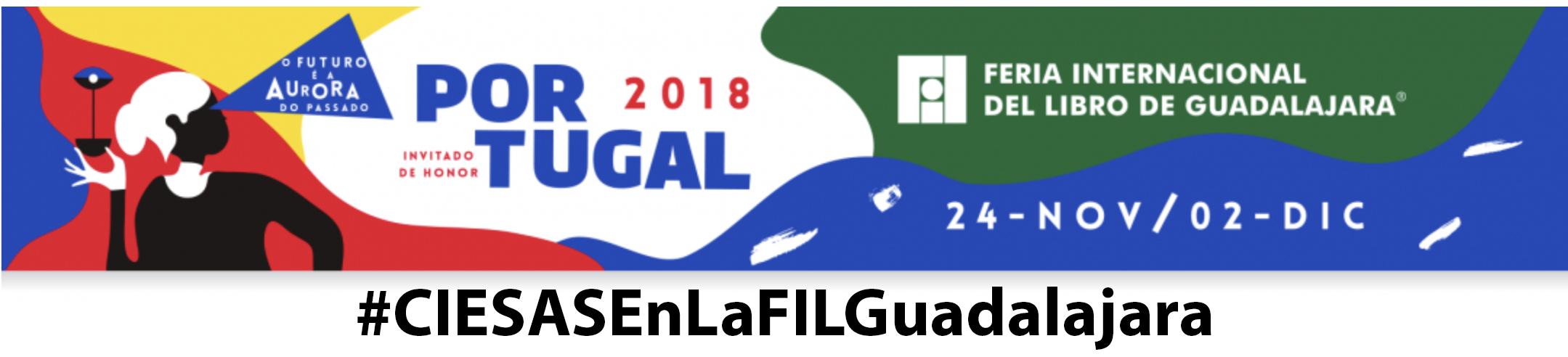 ciesas en la fil Guadalajara 2018