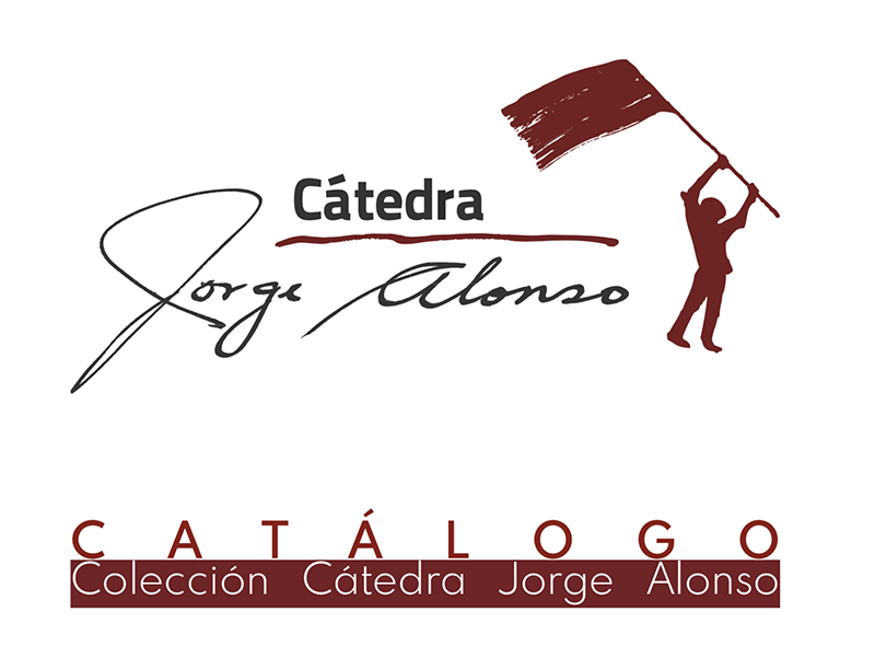 catálogo de libros de la cátedra Jorge alonso