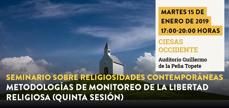 seminario religiosidades contemporáneas