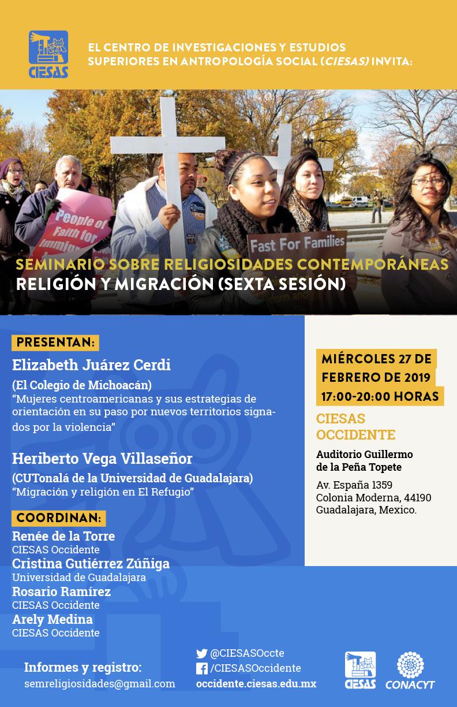 religiosidades migracion