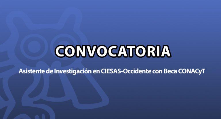 CONVOCATORIAS becario conacyt